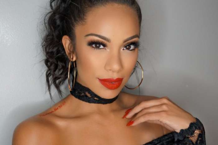 Erica Mena Shares More Gorgeous Pics From Her Wedding - See The Ring-Bearer, Flower Girls And BFFs