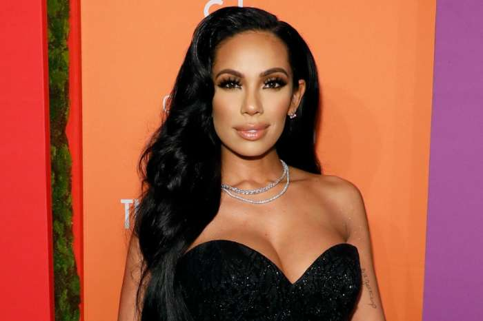 Erica Mena Has A Message For Her Followers: 'I Really Deserve This'