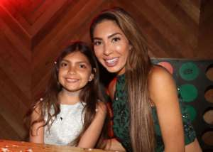 Farrah Abraham Claps Back After Backlash Over Letting Daughter Twerk On Camera - 'I'm Allowing My Kid To Be A Child!'