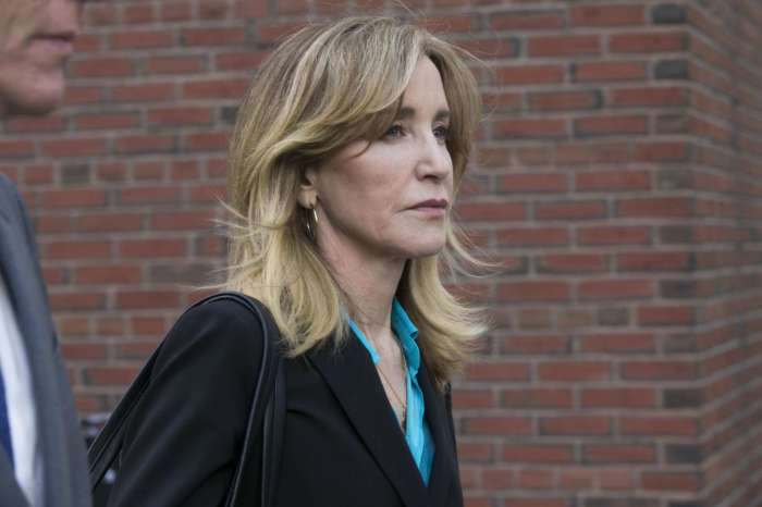 Felicity Huffman's Daughter Scores A Role On The Twilight Zone