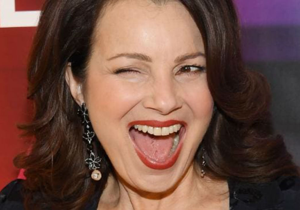Fran Drescher Reveals She's Dating Herself, But Has A Friend With Benefits As Her New Sitcom Indebted Is Set To Premiere