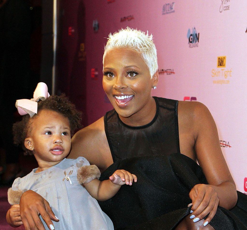 Eva Marcille Makes Fans Happy With A Throwback Pic Of Mike And Marley At Thanksgiving