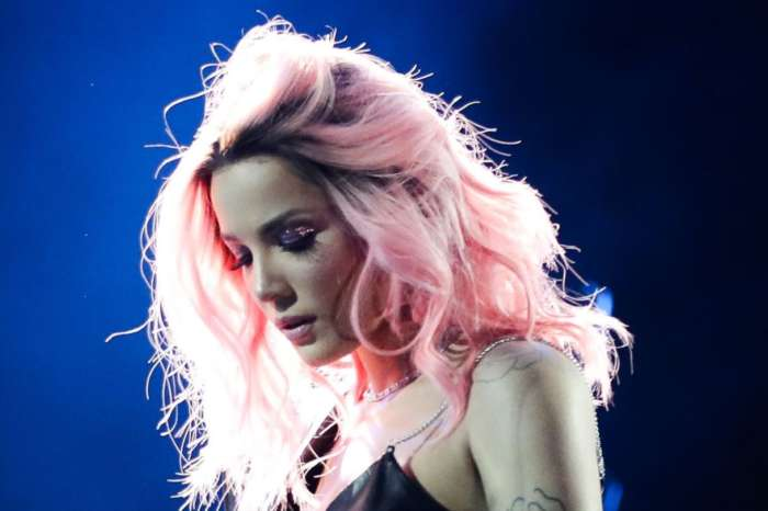 Halsey In Hot Water After Accidentally Insensitive Tweet About The World Trade Center Collapsing - She Apologizes!