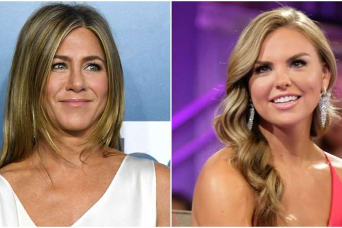 Hannah Brown Reacts To Jennifer Aniston Throwing Shade At Her For Showing Up On The Bachelor