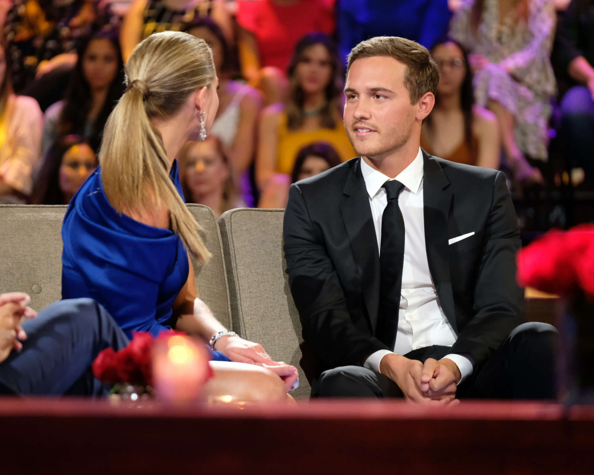 What The Bachelor Star Peter Weber Learned from Hannah Brown