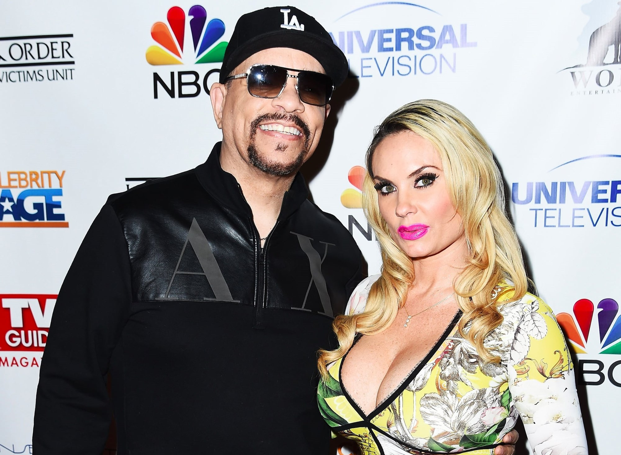 Ice-T Coco Austin Chanel Snoop Dogg