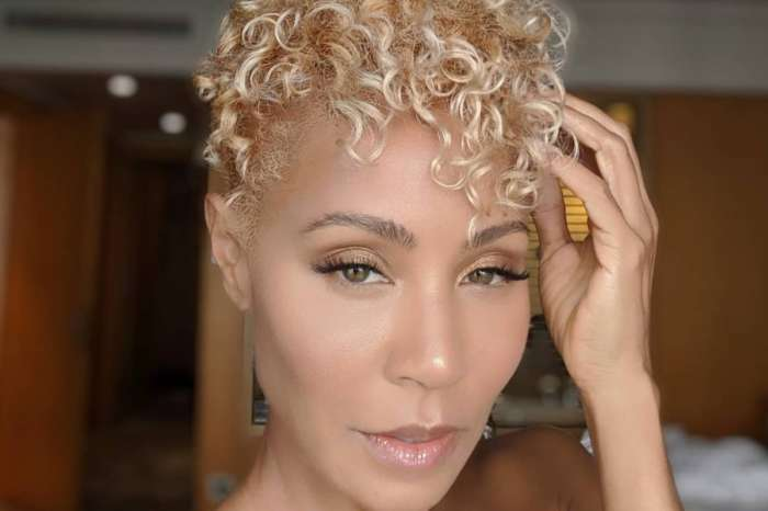 Jada Pinkett Smith Debuts Platinum Blonde Pixie Cut — Check Out The Video