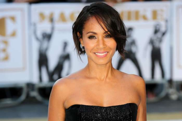 Jada Pinkett Smith Shows Off Massive Cleavage And Proves She Is The Original Snap-Back Queen In A Photo From 20 Years Ago