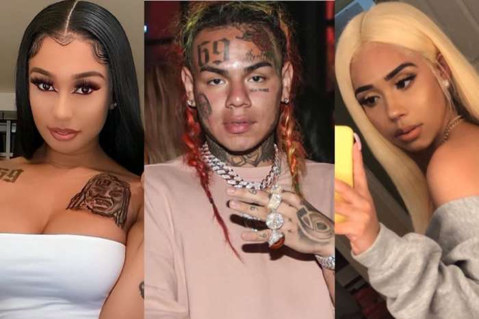Judge Denies Tekashi 69's Request To Serve Time At Home - Jade And His Baby Momma Slam Each Other On Social Media