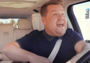 James Corden Doesn't Really Drive During Carpool Karaoke? Fans Can't Believe It