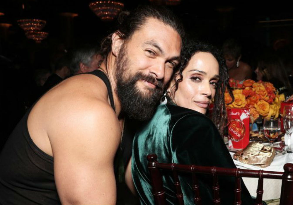 Jason Momoa Has Fans Going Crazy After Wearing Black Tank Top To Golden Globes