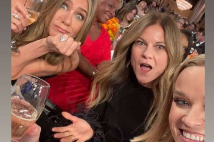Jennifer Aniston And Reese Witherspoon Caught Drinking Jay-Z's And Beyonce's Ace Of Spades Champagne