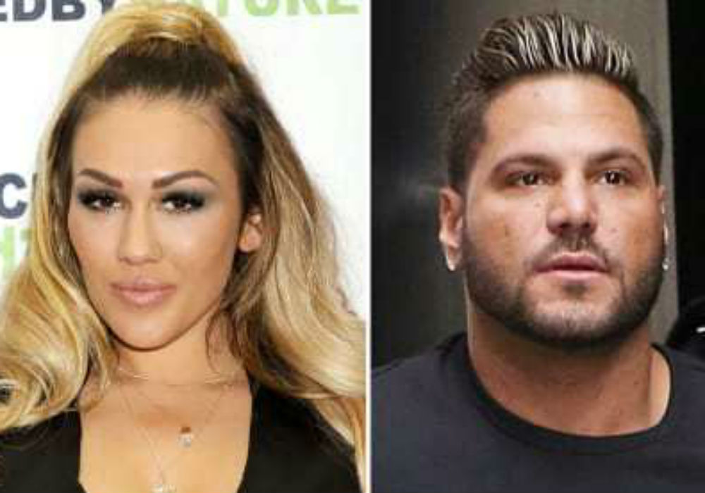 Jersey Shore - Ronnie Ortiz-Magro Gets Restraining Order Against Jen Harley