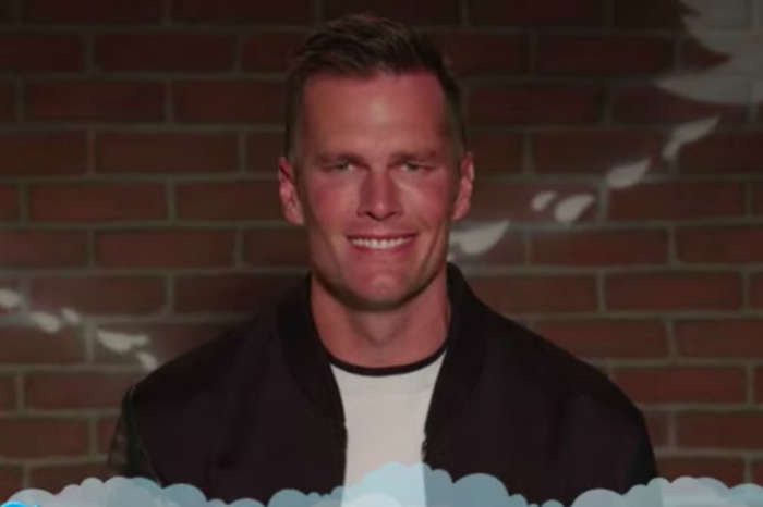 Jimmy Kimmel's Latest Mean Tweets Segment Goes After The NFL & Tom Brady Ahead Of Super Bowl Sunday