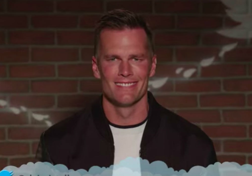 jimmy-kimmels-latest-mean-tweets-segment-goes-after-the-nfl-tom-brady-ahead-of-super-bowl-sunday