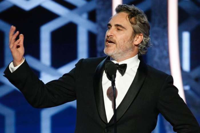 Is Joaquin Phoenix Really Going To Wear The Same Stella McCartney Tuxedo To The Oscars?