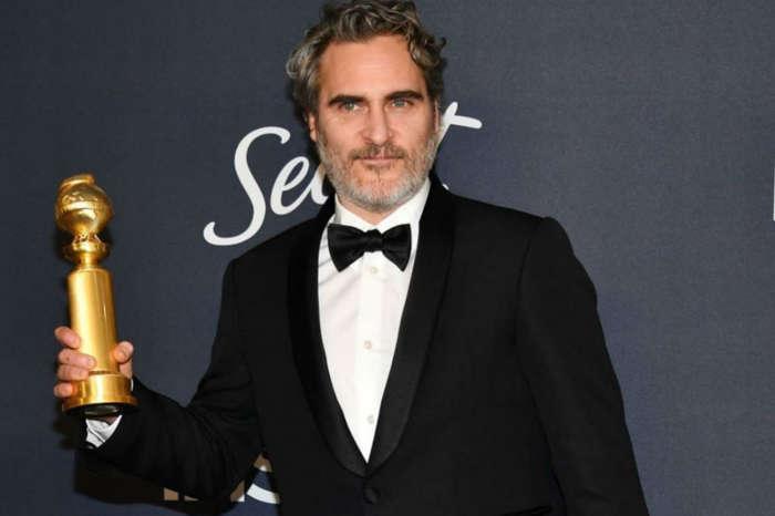 Joaquin Phoenix Will Wear The Same Tuxedo Throughout Awards Season To 'Reduce Waste'