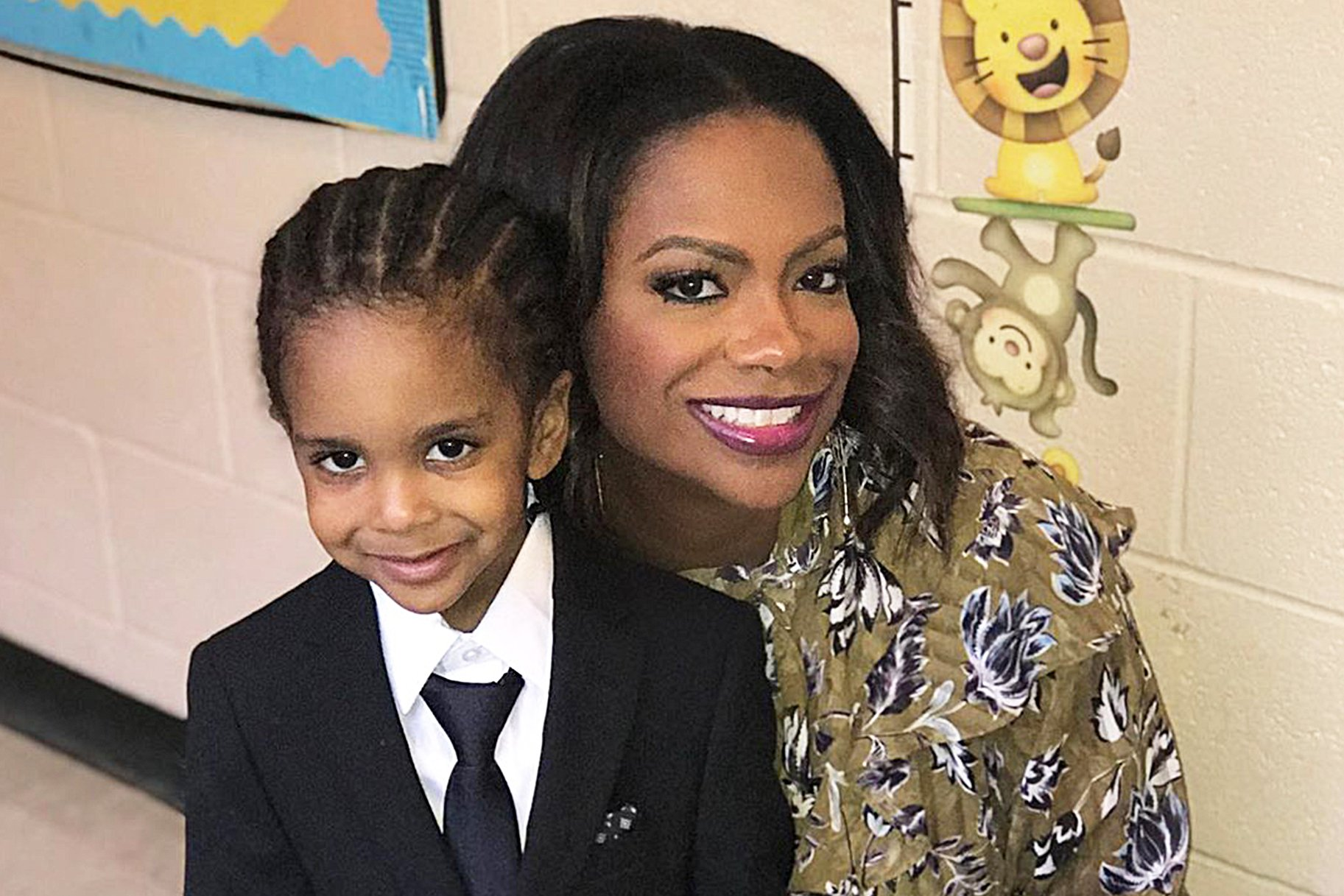 Kandi Burruss Invites Fans To Subscribe To Her Son Ace Wells Tucker's YouTube Account - He's Having A Giveaway!