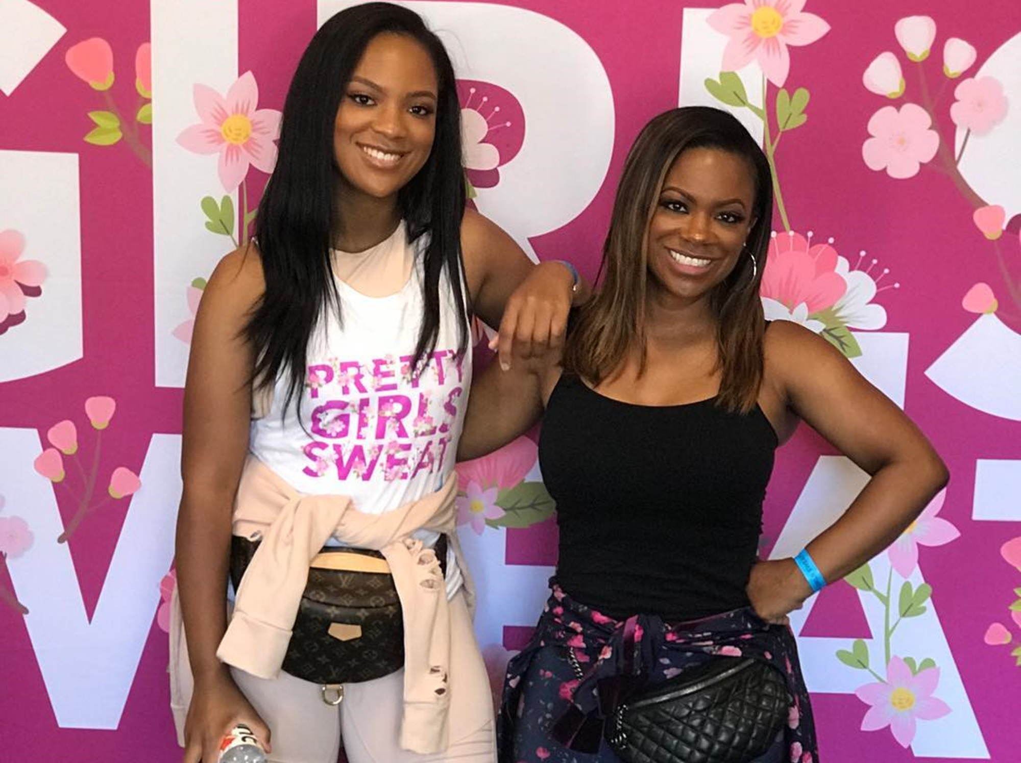 Kandi Burruss' Fans Are Shocked By Her Resemblance To Her Daughter, Riley Burruss In This Photo