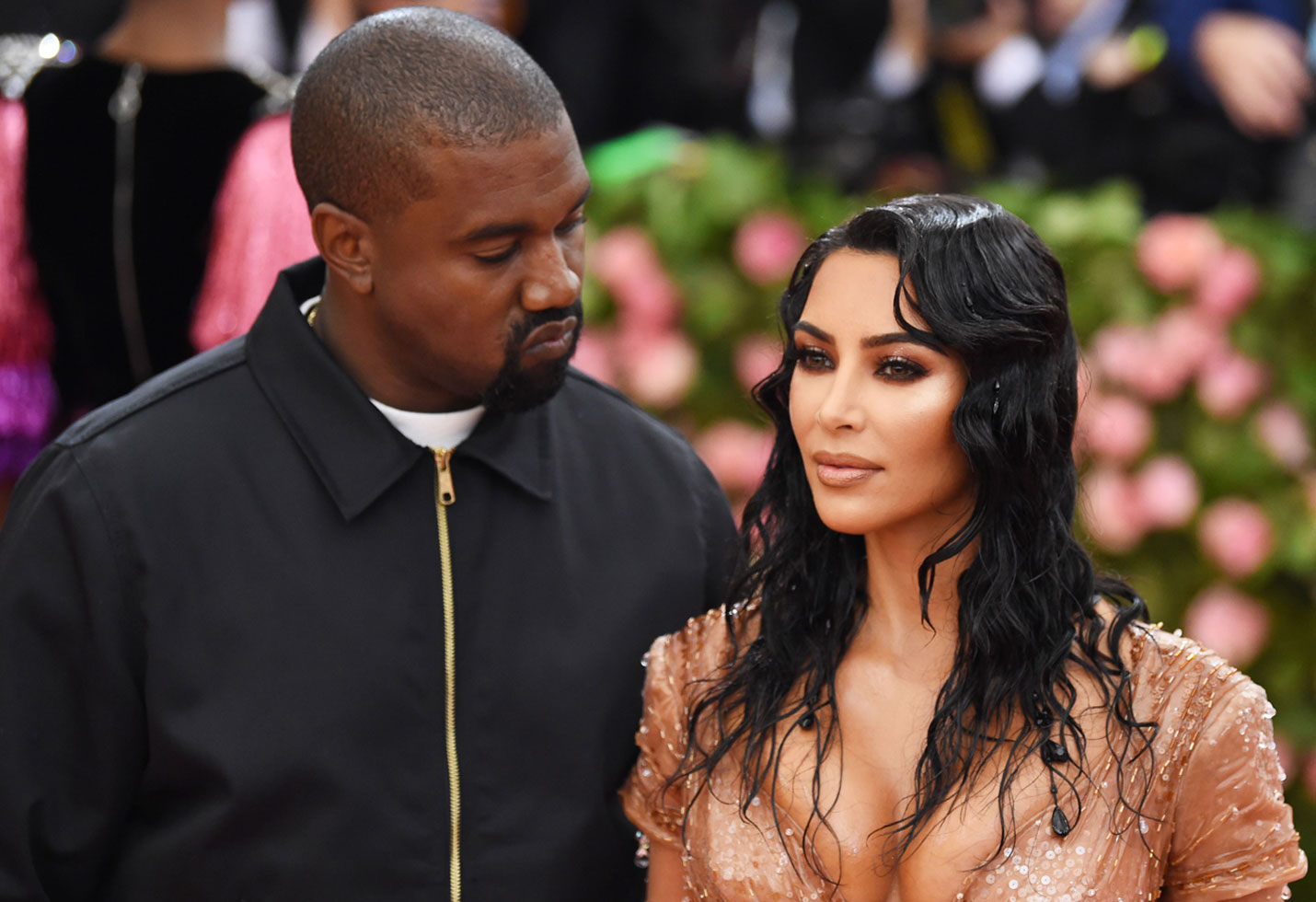 Kim Kardashian Has Fans In Awe After Posting Videos With Kanye West From The One Year Anniversary Of Sunday Service