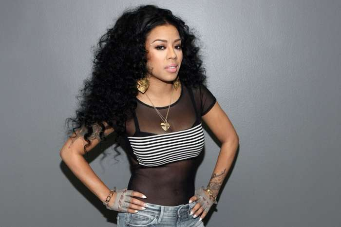 Keyshia Cole Posts Adorable Family Picture Featuring BF Niko Khale And Her Two Handsome Sons, Daniel And Tobias