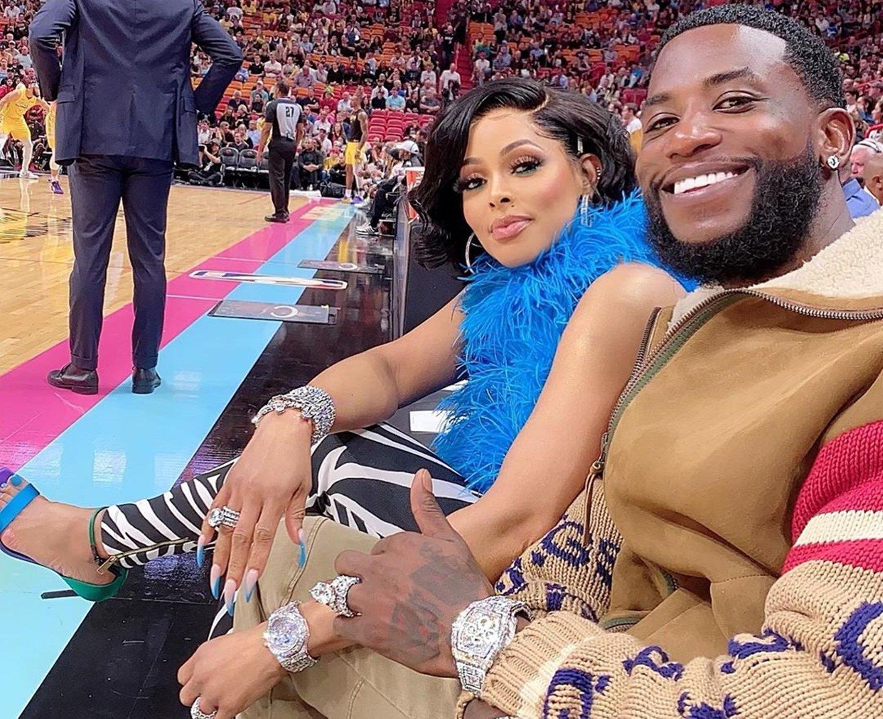 Keyshia Ka'oir Gucci Mane Birthday Gift