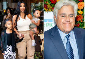 Kim Kardashian Credits Jay Leno Joke For North West's Unique Name