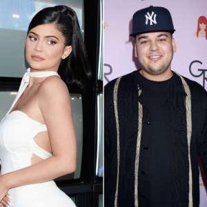 KUWK: Kylie Jenner Allegedly Gives Rob Kardashian Allowances