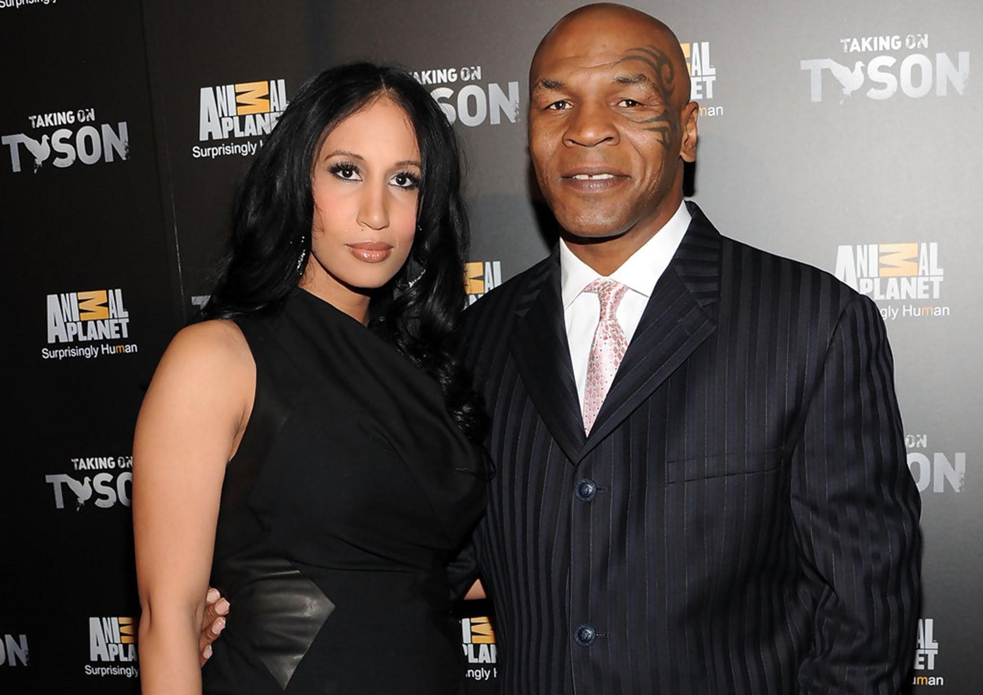 Lakiha Spicer Mike Tyson Marriage