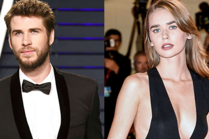 Liam Hemsworth & Gabriella Brooks Confirm Romance With Some PDA On The Beach