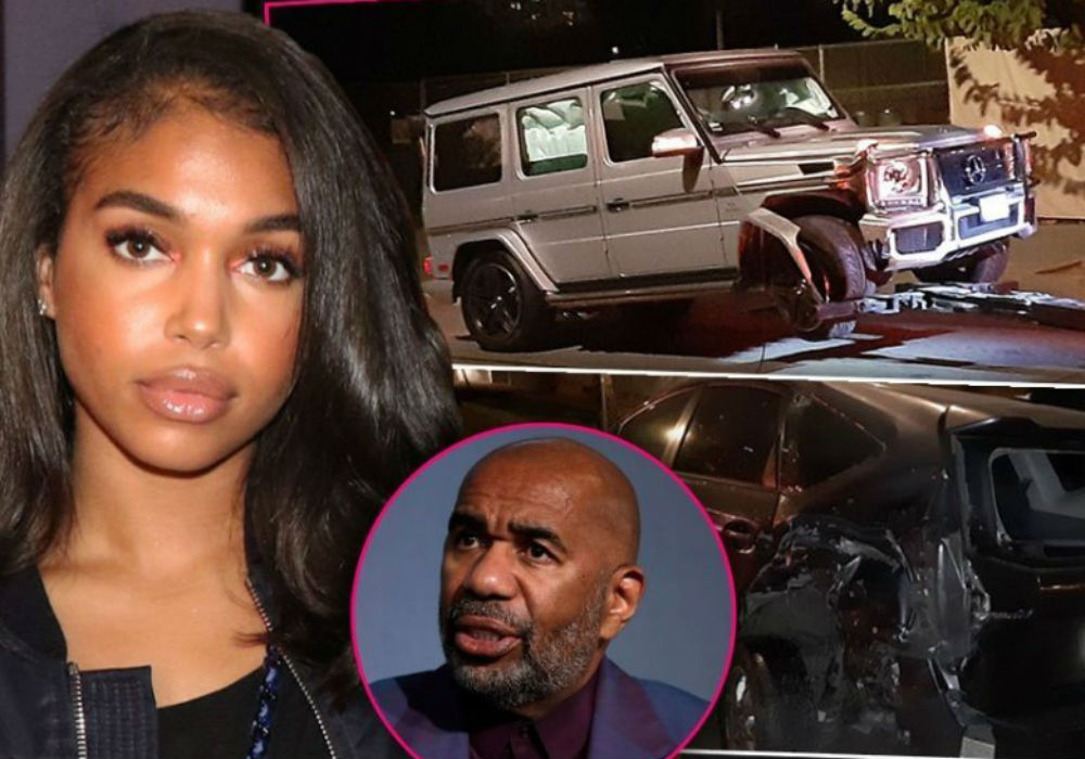 Lori Harvey Officially Charged In Hit-And-Run Case