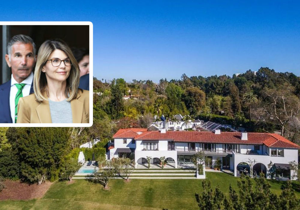 Lori Loughlin & Mossimo Giannuli Put Multi-Million Dollar Mansion On The Market Amid College Admissions Scandal