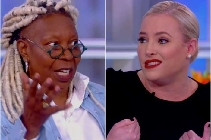Meghan McCain Insists She 'Adores' Whoopi Goldberg Despite Explosive Fight On The View!