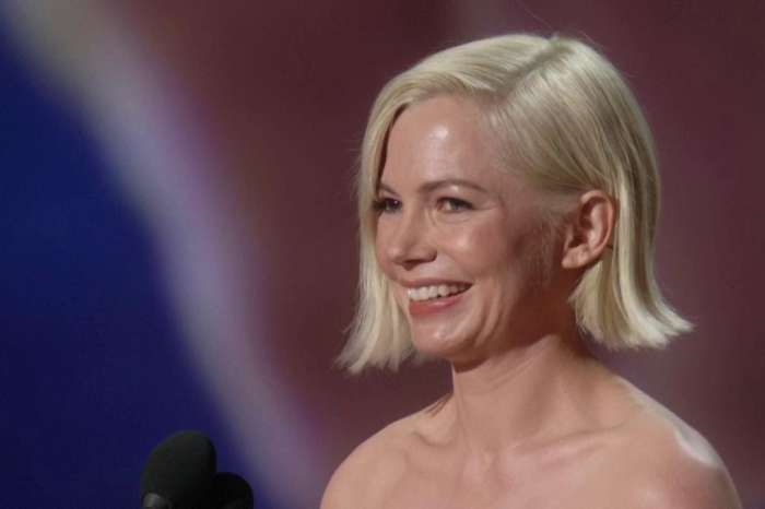 Michelle Williams Delivers Empowering Golden Globes Acceptance Speech About Female Rights