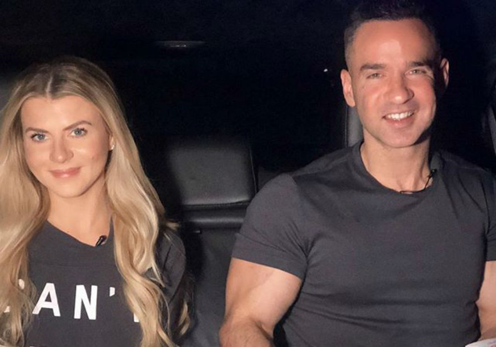 Mike 'The Situation' Sorrentino & Wife Lauren Launch New YouTube Channel For This Reason