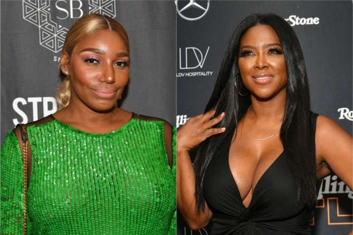 Kenya Moore  Explains Why Her Nemesis, NeNe Leakes, Should Quit 'The Real Housewives Of Atlanta'