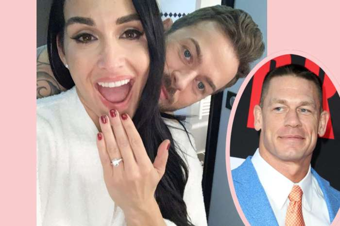 John Cena - Here's How He Feels About Nikki Bella And Artem Chigvintsev's Engagement!