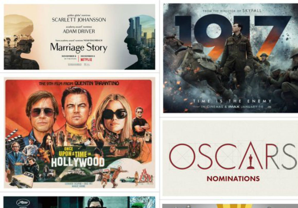 Oscars 2020 - How To Watch All Of The Best Picture Nominees Before The Ceremony