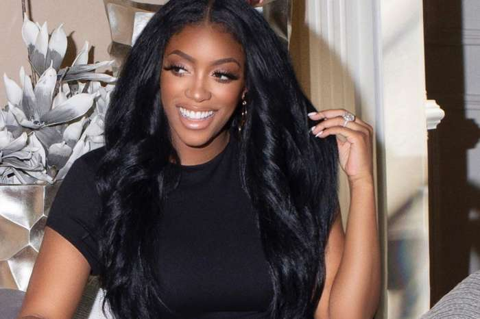 Porsha Williams Shows Off Her Dance Moves On Dish Nation And Fans Are Here For It - See The Video