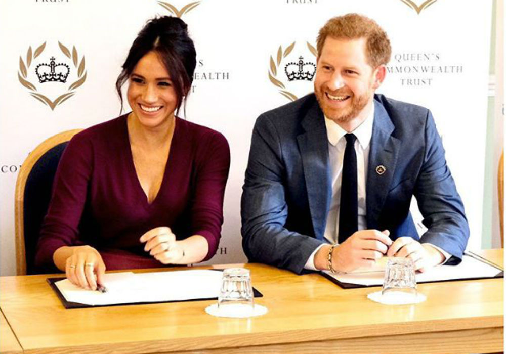 Prince Harry And Meghan Markle Announce That They Are Quitting The Royal Family