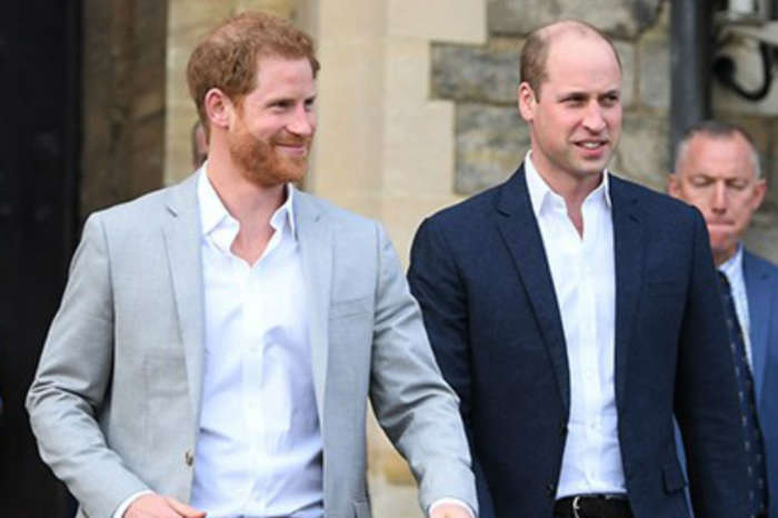 Prince Harry & Prince William Release Rare Joint Statement To Combat False Claims About Their Rift