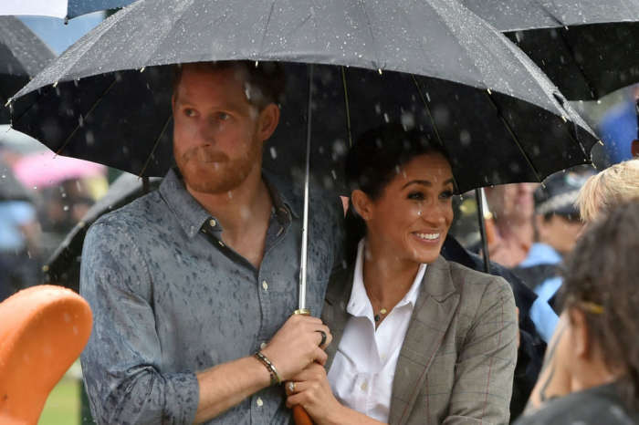 Prince Harry And Meghan Markle Write Letter Threatening Lawsuit Against 'Harassing' Paparazzi
