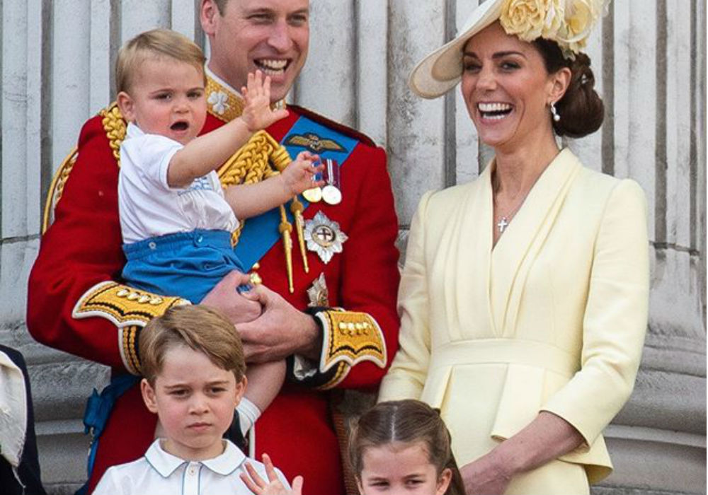 Prince William Doesn't Want Any More Children, Says Kate ...