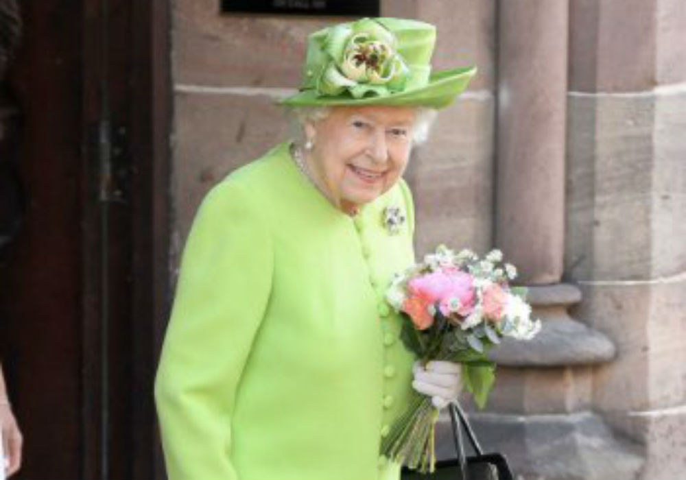 Queen Elizabeth Reportedly Unhappy About Prince Harry & Meghan Markle's Expensive Frogmore Cot...