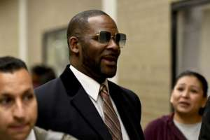 R. Kelly Gets A Grand Gesture For His Birthday -- The Video Angers Some People