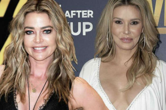 Denise Richards' Rep And Camille Grammer Deny Brandi Glanville Affair Rumors - 'Someone Is Desperate For A Diamond'