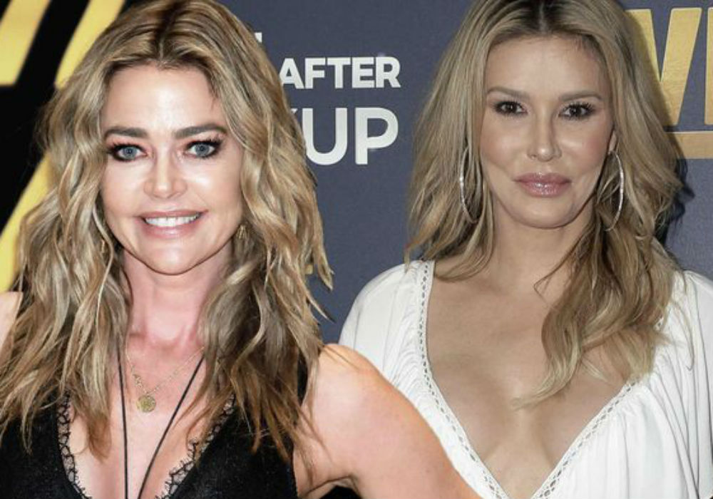 RHOBH - Denise Richards' Rep And Camille Grammar Deny Brandi Glanville Affair Rumors - 'Someone Is Desperate For A Diamond'