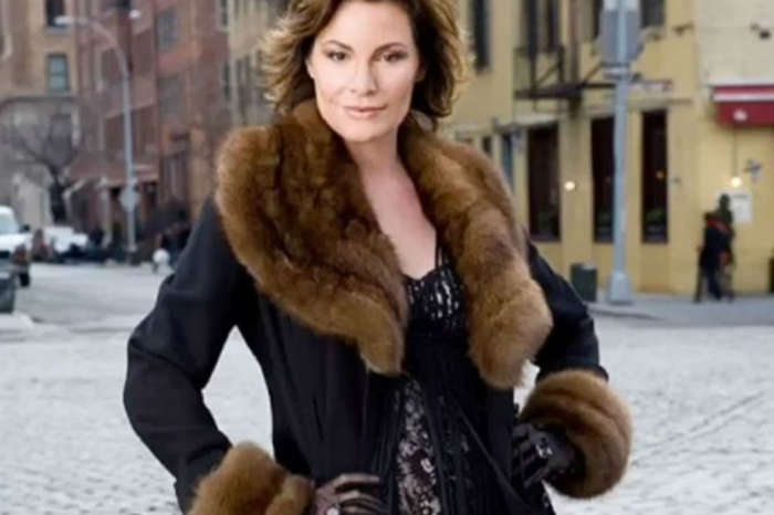 RHONY - Luann De Lesseps Reveals She's Drinking Again After Months Of Sobriety