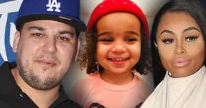 Rob Kardashian's Video Of Baby Girl Dream Kardashian Will Make Your Day - Here's Why Some People Slam Her Dad