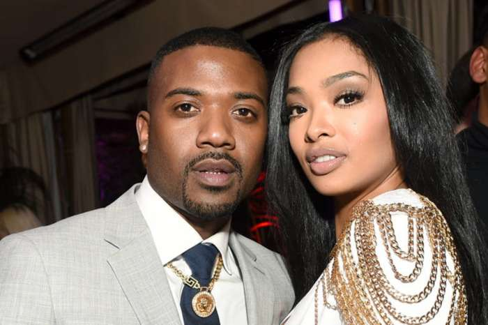 Ray J Reveals His Plans To Keep The Romance Alive With Princess Love Despite Having To Change '100 Diapers Every 2 Days!'